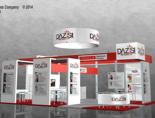 CLIENT: DAZ SYSTEMS   PROJECT: ORACLE OPEN WORLD EVENT